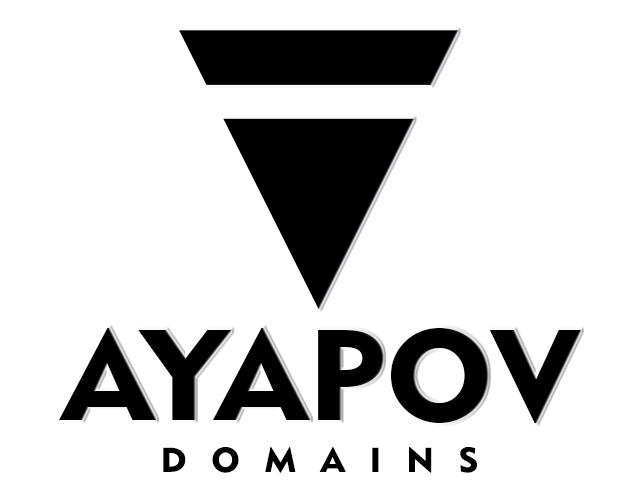 AYAPOV.DOMAINS